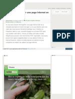 Fr Wikihow Com Convertir Une Page Internet en PDF