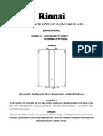 aquecedor de agua rinnai.pdf
