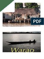 Cultura Warao Fotos