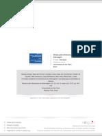 Formacion Academica y Su Relacion Con Su Desempeño Laboral