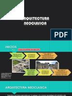 Arquitectura Neoclasica en El Perú