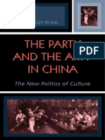 [Richard Curt Kraus] the Party and the Arty in China