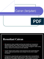 Resusitasi Cairan (lanjutan)