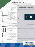 cascadeforkinspectionlog checklist.pdf