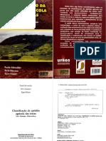 Livro - Classificação da Aptidão Agrícola das Terras