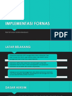 implementasi fornas