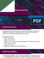 Design Maintainability Report Group 2 Final Na Final Na