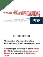 4 HEALTH RISK and PRECAUTIONS.pptx