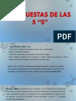 PROPUESTAS DE LAS 5.pptx