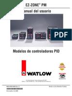 Modelo controladores PID