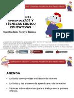 Módulo No.5 Teorias Del Lenguaje y Tecnicas Ludico Educativas ICBF Uninorte2018