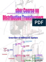 Transformer Connections Refresher