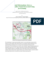 Ground Deformations Above a Large Shallow Tunnel Excavated Using Jet Grouting.pdf