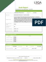 Reporte auditoria BRC AGROINDUSTRIAS AIB 2018 .pdf