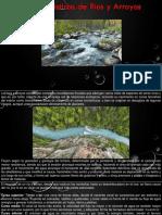 Caracteristicas de Rios y Arroyos
