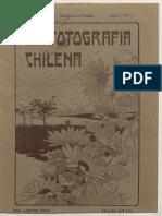 La Fotografía Chilena (n°1. revista). Edición año I