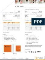 Datasheet PSH-PSHsmall Rev1.0