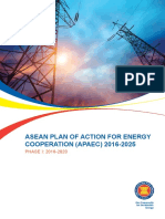 ASEAN Plan of Action for Energy
