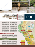 Cartilla Represas Hidroeléctricas en El Perú y La Amazonía