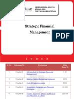 Strategic Financial Management JPlOZ7LTBU