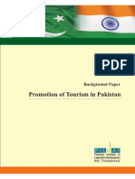 Artical Promotion of Tourism in Pakistan_BackgroundPaper