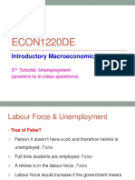 Unemployment -- an introduction
