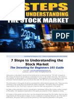 7 Steps to Understanding the Stock Market eBook v5