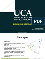 Energía. Nicaragua