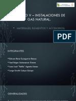 Modulo de Instalaciones de Gas Natural
