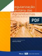 Sistema Firjan Regularizacao Sanitaria Agroindustrias Estado Rj 2014