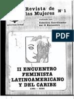 REVISTA DE MUJERES