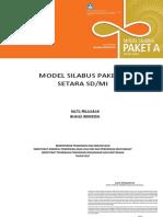 Paket a Silabus Bahasa Indonesia (1)