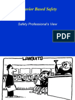 Behavior Based Safety 2