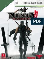 Ninja Gaiden 2 Prima Official eGuide
