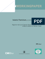 5289 Islamic Feminism a Public Lecture By