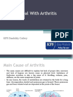 How to Deal With Arthritis