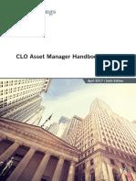 US CLO Asset Manager Handbook
