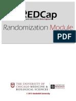 REDCap Randomization Module
