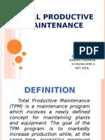 12830469 Total Productive Maintenancepnkj