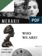Top PR Agencies In Delhi | Public Relation And Digital Marketing | MERAKII PPT