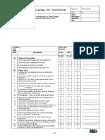 Checklist-III for FSG--37.doc
