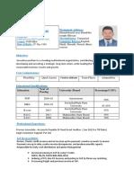 Updated Sunil Resume..... (1)