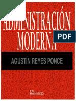 Administración Moderna - Agustín Reyes Ponce - modificado.pdf