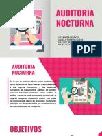 Auditoria Nocturna
