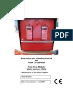 Twin Heat Module Operating Manual