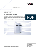 TechnicalDescription P 110 Velocis 08-18 En