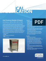 Cooperheat Heat Treatment Module Tech Spec