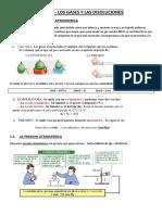 Tema 2 Los Gases y Las Disoluciones Teoria Examen