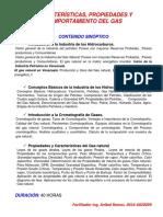 CARACTERISTICAS, PROPIEDADES  Y COMPORTAMIENTO DEL GAS 2015.pdf