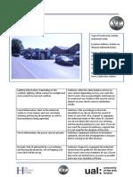 location recce industrial estate pdf